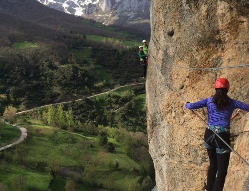 Via Ferrata de los LLanos