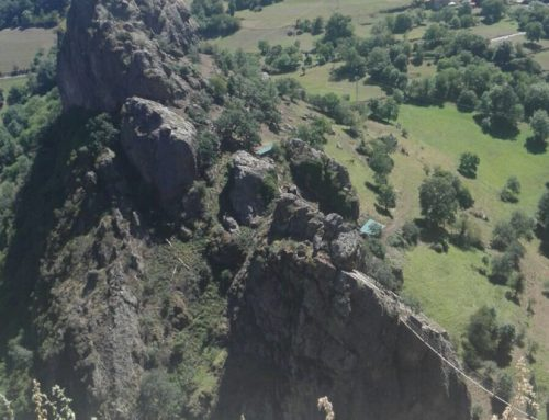 Via Ferrata Socastillo